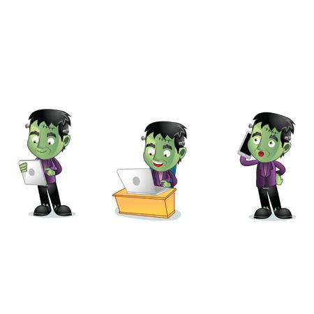 cadaver: Frankenstein 3