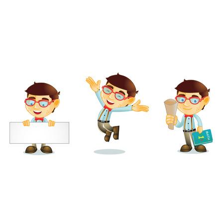 dork: Geek 1 Illustration
