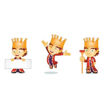gold age: King Mascot