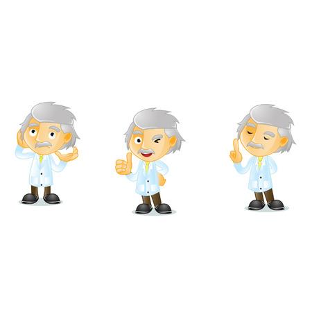 cognicion: Sr. Genius Mascot