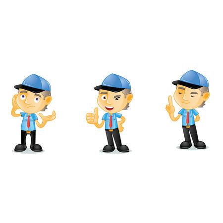 postman: Postman Mascot 2 Illustration