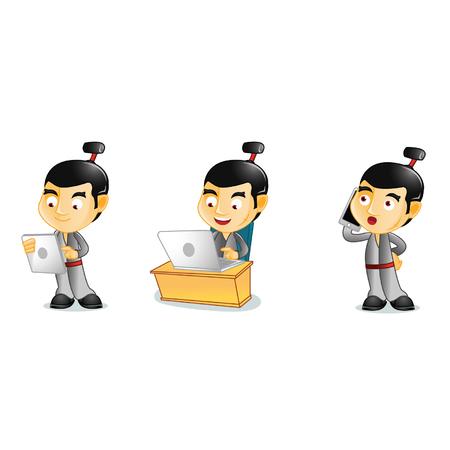 ronin: Samurai Mascot