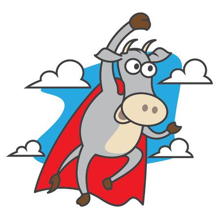 udder: Super Cow