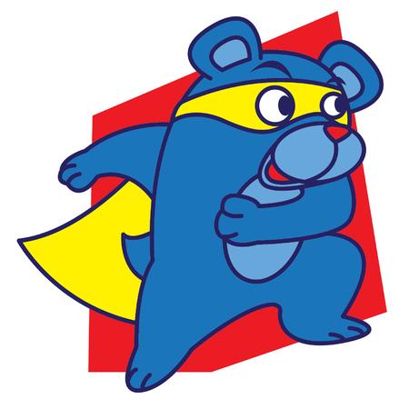 streaking: Super Bear