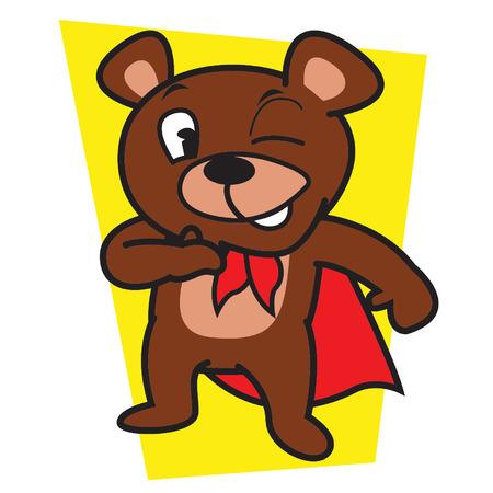 mighty: Mighty Bear