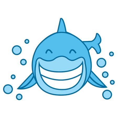 killer waves: Smile Shark