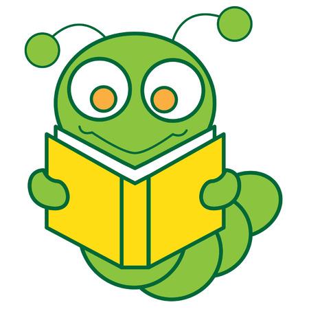 oruga: Caterpillar Vectores