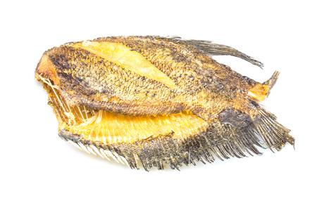 pectoralis: Fried Trichogaster pectoralis