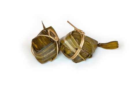 encapsulated: Boiled sweets bundle is used in folk ceremony Stock Photo