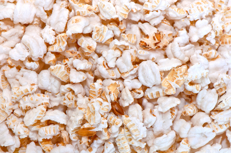 popped: Made of soft popped grain Make a roasted Active Ceremony