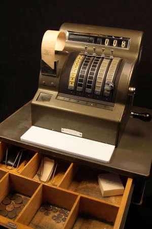 cash register: cash register