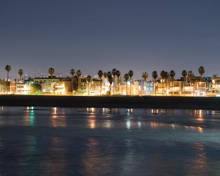 Venice Beach Coastline