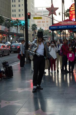 Michael Jackson Performer