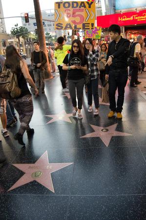 fame: Walk of Fame Editorial