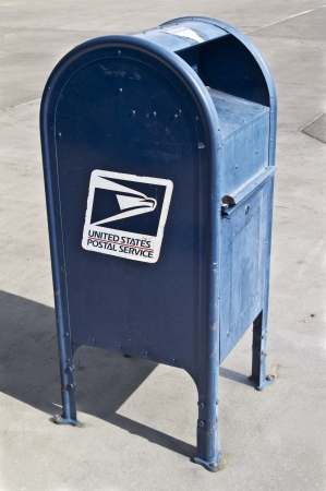WASHINGTON - AUGUST 17, 2010  Despite constant prices increases, the US Postal Service lost  5 2 billion in the 3rd Quarter 2012  Controversy continues over cutbacks and service price increases  Stock Photo - 14834374