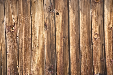 silver state: Weathered wood siding on a building in a western ghost town