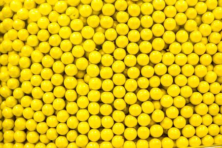 Yellow Candy Drops in Bulk