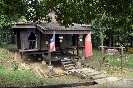 kampung: Kampung house