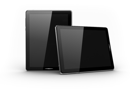 e ink: Touch screen concept