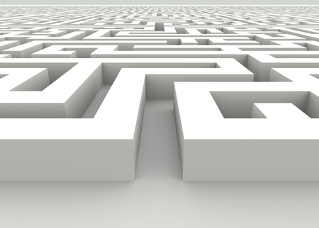 the maze: Neverending laberinto