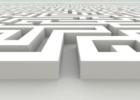 Neverending labyrinth photo