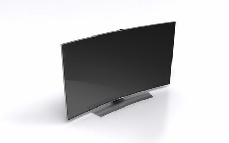 highend: High-end curved smart led tv