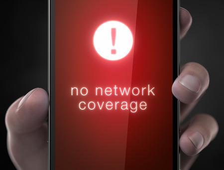 No network coverage photo