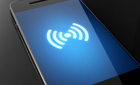 Wifi signal strenght