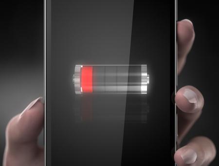 Kein Batteriekonzept Standard-Bild - 63181658