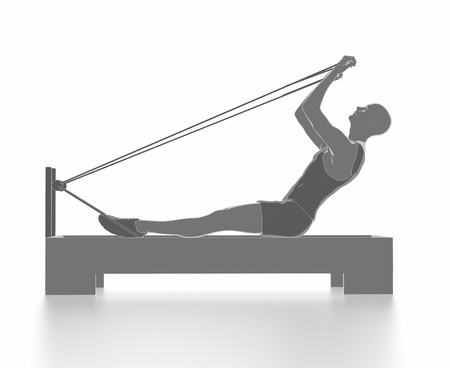 Work out and fitness concept