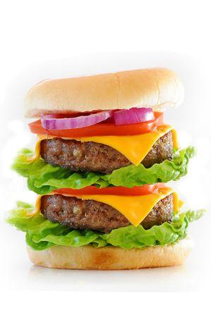 double: Double Cheeseburger