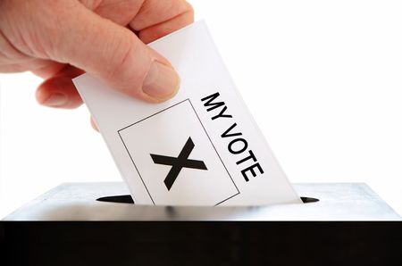 Voter Stock Photo - 4958769