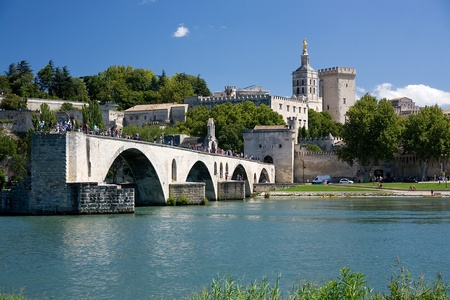 The Bridge at Avignon photo