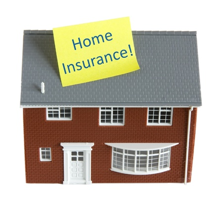Home Insurance Stock Photo - 12436148