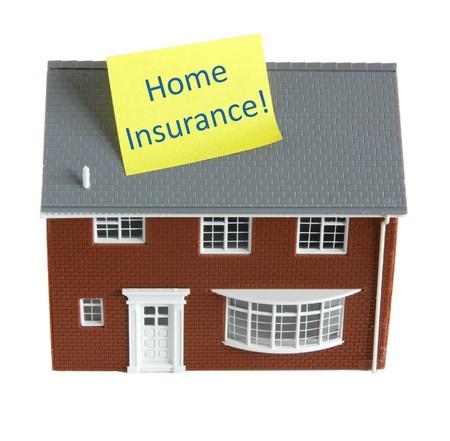 Home Insurance Stock Photo - 12436148