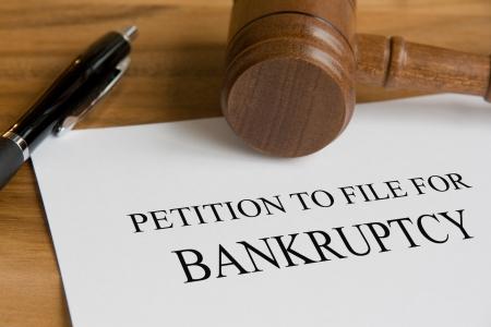 Bankruptcy photo