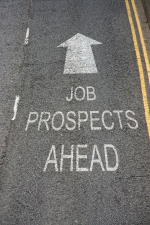 Job Prospects Ahead photo