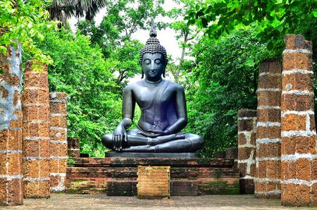 marmorate: Big buddha.