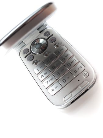 recieve: Cell phone angle