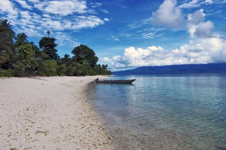 Hulaliu Beach, Moluccas Island, East Indonesia Stock Photo - 6014370