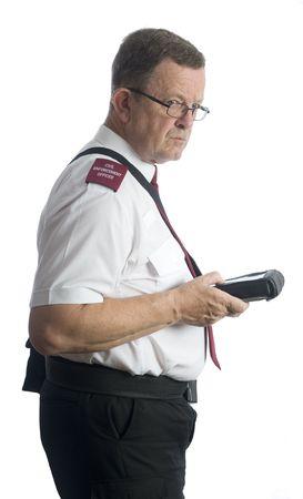 warden: Guardi�n de tr�fico
