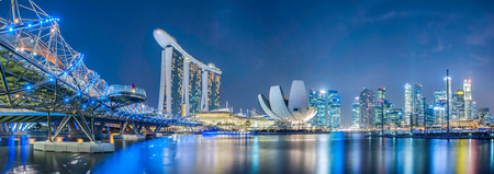 land scape: Land scape of singapore Editorial