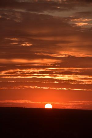 bagan: Sunrise at Bagan