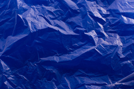 heptagon: Abstract blue background. Concept for plastic, stone or mineral texture.
