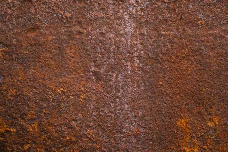 rust metal: Metal is red rust texture background.