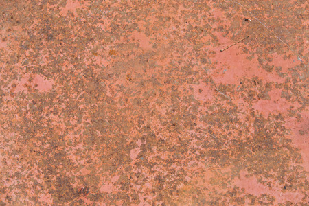 rust red: Metal is red rust texture background.