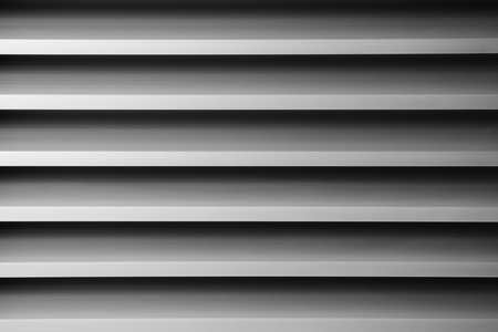 Metal air ventilation on the wall. This is abstract pettern background.