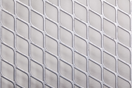 Close up of metal net Stock Photo - 20927749