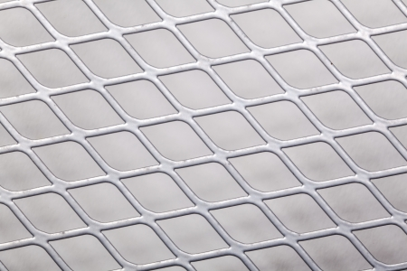 Close up of metal net Stock Photo - 20927786