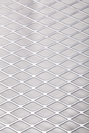 Close up of metal net Stock Photo - 20927788